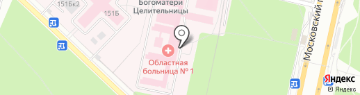 Воронежфармация на карте Воронежа