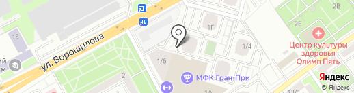 O`BRAZ жизни на карте Воронежа