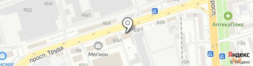 DT Group на карте Воронежа