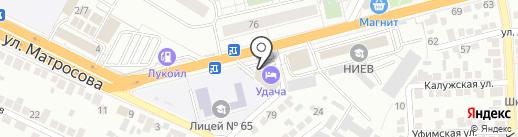 HelpDTP на карте Воронежа
