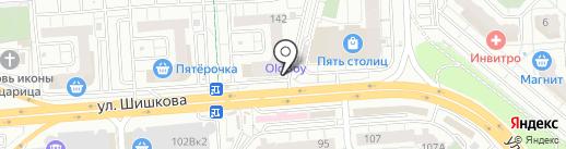 Банкомат, Банк ВТБ 24, ПАО на карте Воронежа