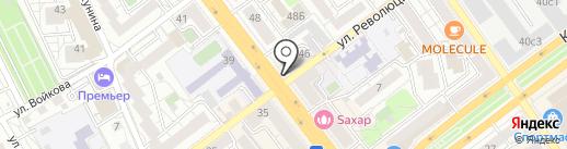 ZooExpert на карте Воронежа