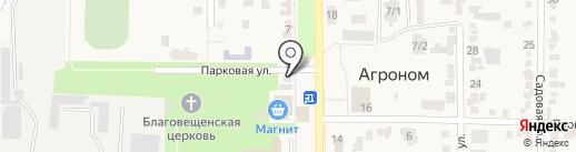Динские колбасы на карте Агронома