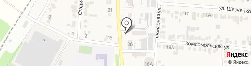 Продуктовый магазин на карте Агронома
