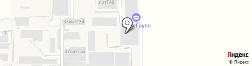 РостовКомпозит на карте Ленины