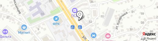 JAZZ-SHOP.RU на карте Воронежа