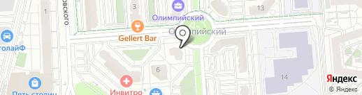 Ваш верный выбор на карте Воронежа