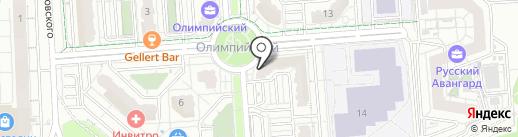 Love You на карте Воронежа