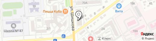 Lingerie room на карте Воронежа