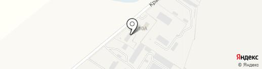 КомТрансМастер на карте Динской