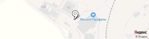 ГИБ.МАСТЕР на карте Динской