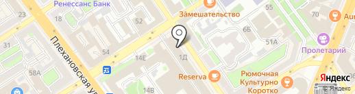 G1 Fitness на карте Воронежа