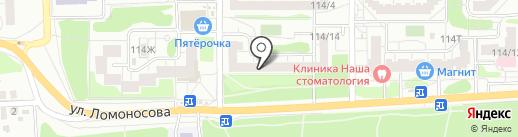 Центр по ремонту компьютеров на карте Воронежа