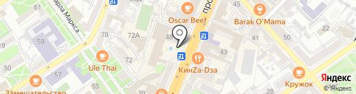 БИМ на карте Воронежа