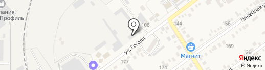 Краснодаравтодорсервис на карте Динской