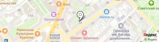 Первый аудиторский дом на карте Воронежа