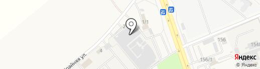 СУПЕРТЕХНИКА на карте Динской