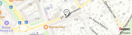 Sugar bakeshop на карте Воронежа