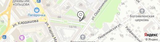 Техника люкс на карте Воронежа
