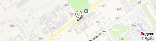 КАПТЕРКА на карте Динской