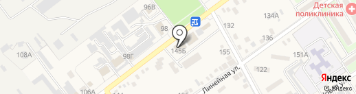 Марк Маркет на карте Динской