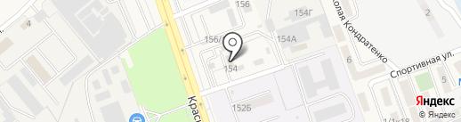 МРЭО ГИБДД г. Краснодара на карте Динской