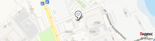 ИНЖЕНЕРНЫЙ ГИПЕРМАРКЕТ на карте Динской