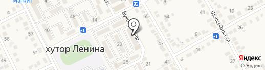 Нотка на карте Краснодара