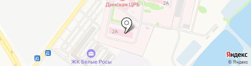 Big Car на карте Динской