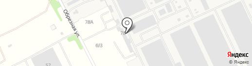 Столовая на карте Ленины