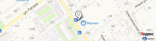 KA studio на карте Динской