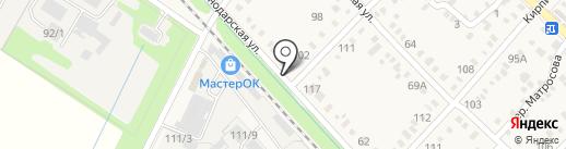 Гран-1 на карте Динской