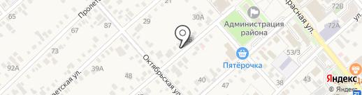 Мастерская по ремонту сотовых телефонов на ул. Ленина (Динская) на карте Динской