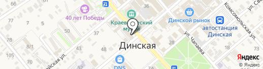 Pavel & Mari на карте Динской