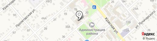 Nomox Architects на карте Динской
