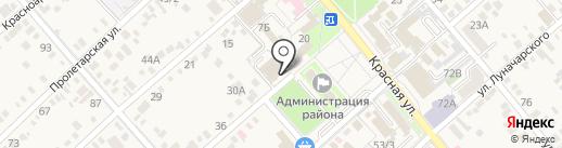 Банкомат, КБ Кубань кредит на карте Динской