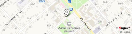 Экосфера на карте Динской