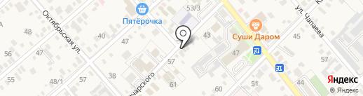 Liya на карте Динской