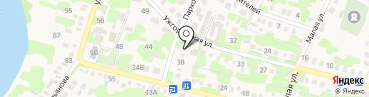 Сервис-Газ на карте Динской