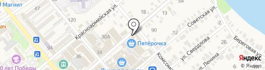 Интермедфарм на карте Динской