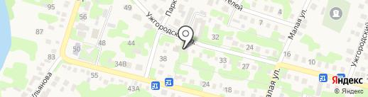 Автосервис на карте Динской