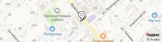 Kamelia на карте Динской
