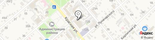 Фотоцентр на карте Динской