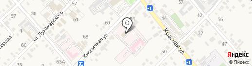 Центр гигиены и эпидемиологии в Краснодарском крае на карте Динской