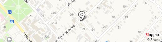 Фонбет на карте Динской