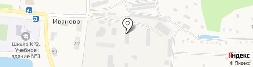 1000 полотенец на карте Иваново