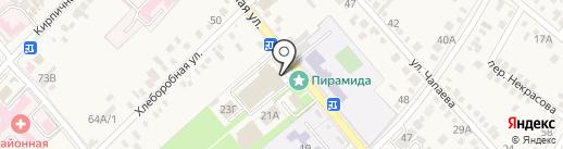 Динской районный дом культуры на карте Динской