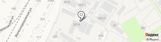 ККЗ на карте Динской