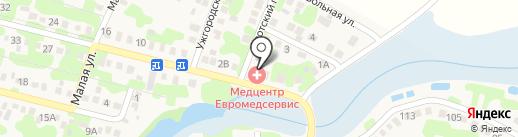 Евромедсервис на карте Динской