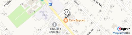 ZimaLeto на карте Динской